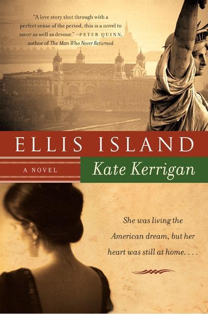 Ellis Island book