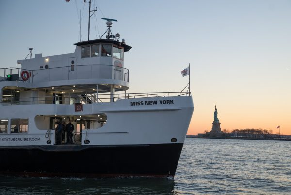 statue cruises ferry