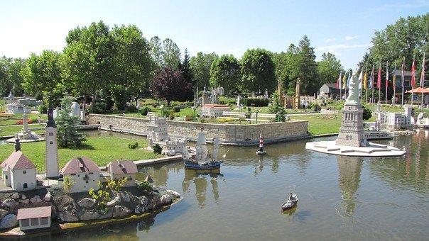 minimundus sculpture park