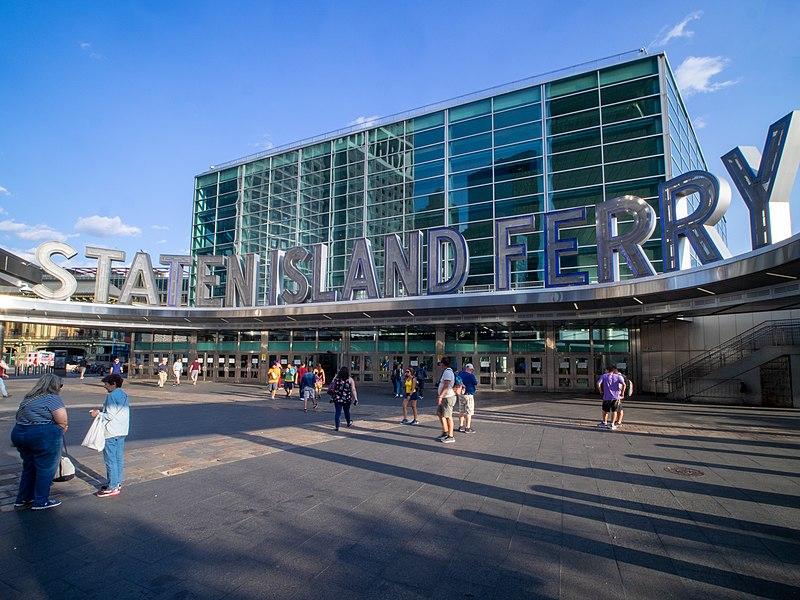 Whitehall Terminal, NYC