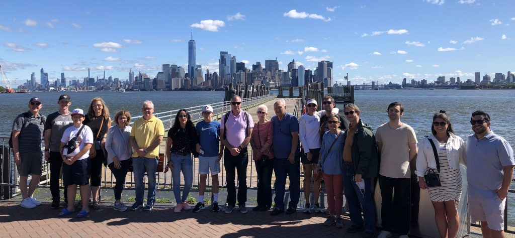 statue of liberty tour with ticket to liberty island ferry
